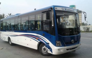 Bharat Benz Bus 25+1