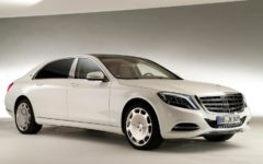Mercedes Maybach 600 V12
