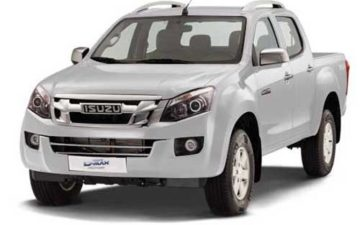 ISUZU V CROSS 4X4
